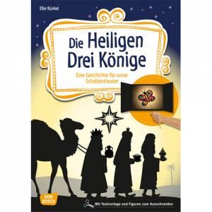 Schattentheater - Die Heiligen Drei Könige
