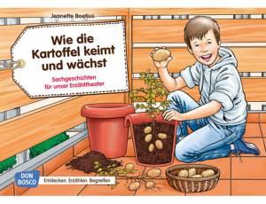 Kamishibai - Wie die Kartoffel keimt und wächst