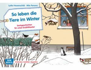 Kamishibai - So leben die Tiere im Winter