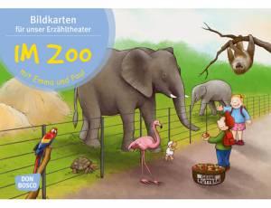 Kamishibai - Im Zoo mit Emma und Paul