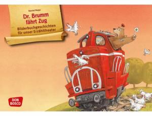 Kamishibai - Dr. Brumm fährt Zug