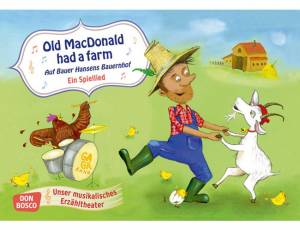 Kamishibai - Old MacDonald had a farm