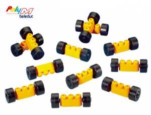 Poly-M Radsätze - 12 Teile