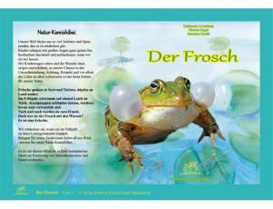 Kamishibai - Der Frosch