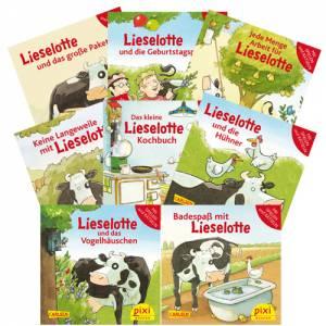 Pixi 8er Set - Nr. 251 | Lieselotte