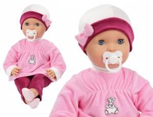 Babypuppe 50 cm - Schäfchen