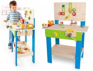 Kinderwerkzeug - Meister-Werkbank | 35 Teile