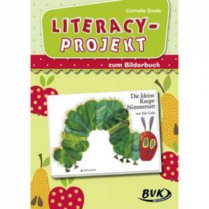 Literacy Projekt - Die kleine Raupe Nimmersatt