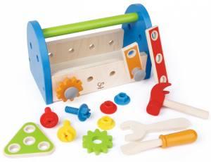 Kinderwerkzeug - Werkzeugkasten | 17 Teile