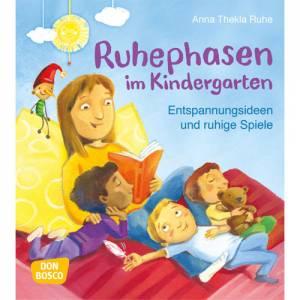 Ruhephasen im Kindergarten