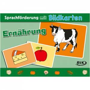 Sprachförderung mit Bildkarten: Ernährung
