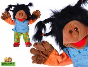 Living Puppets Maggy | Handpuppe W185