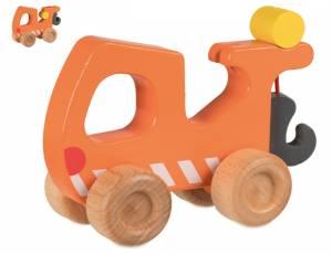 Schiebefahrzeug Abschleppwagen