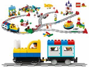 Lego Duplo Digi-Zug 234-teilig