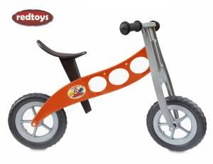 redtoys Laufrad Mini-Cruiser Bauarbeiter U3