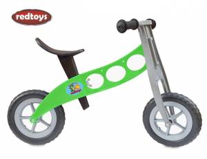 redtoys Laufrad Mini-Cruiser Drache U3
