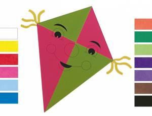 Transparentpapier 70 x 100 cm - 25 Bogen pro Farbe
