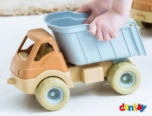 Dantoy BIOplastic Sandspielzeug | Truck