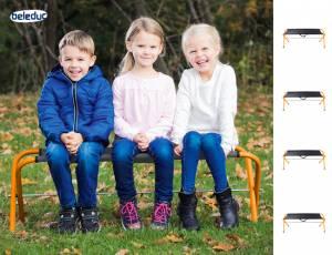 Kinderbänke multifunktional 4er Set