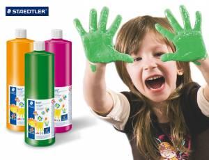 Fingermalfarbe MALI 750 ml