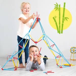 Flexistix aus Bambus - XXL Kindergarten Set