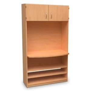 Schreibtischschrank