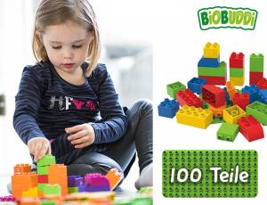 BiOBUDDi education Create 100er Set
