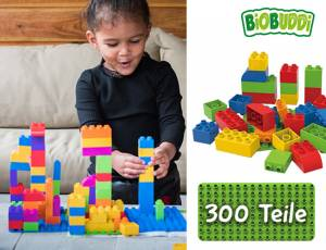 BiOBUDDi education Create 300er Set mit Filzkorb