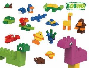 BiOBUDDi educational - Tiere | 240 Teile