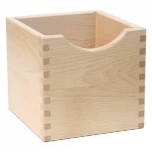 Garderobe | Ablagebox aus Massivholz