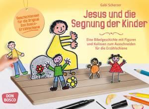 Erzählschiene | Jesus und die Segnung der Kinder