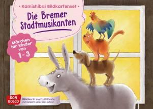 Kamishibai - Die Bremer Stadtmusikanten