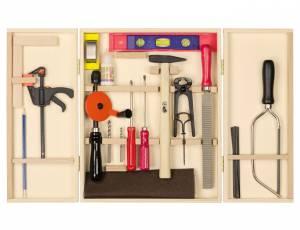 Werkzeugschrank | Profi Werkzeugschrank mit 23 Teilen