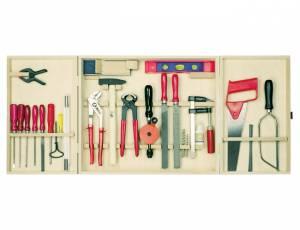 Werkzeugschrank | Profi Werkzeugschrank mit 30 Teilen