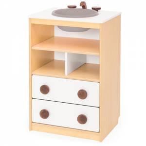 Spielküche | Spüle Weiß