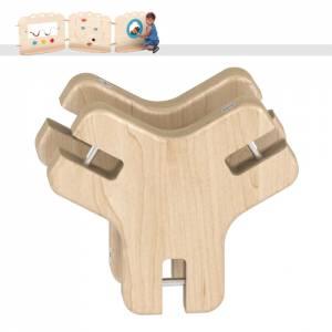 Raumteiler Krippe - Y-Verbinder 2er Set