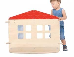 Raumteiler Krippe | Trennwand Haus