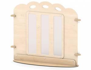 Raumteiler Krippe | Trennwand Spiegel