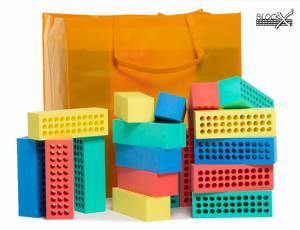 Blockx® Großbausteine - MINIBlockx® Starterset