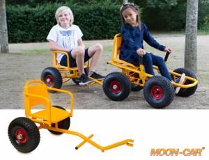 RABO MOON-CAR   Anhänger Sulky
