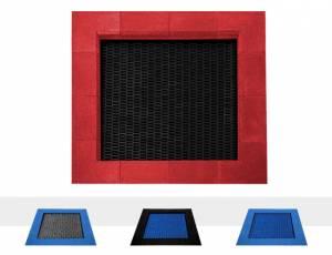 Bodentrampolin Jump - Kiga | 200 cm x 200 cm