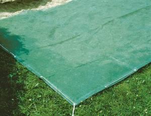 Sandkastenabdeckung rechteckig