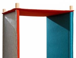 SILA Akustikmöbel   Akustiksofa - Dachelement pro Platz