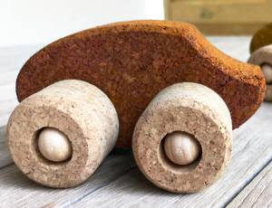 KORXX Vehikel Fahrzeuge | Duck Car orange