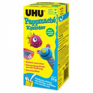 UHU Pappmaché Kleister 25 g (450 ml)