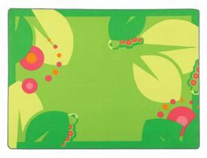 Spielteppich 200 x 150 cm   Hip Hop Rechteck - Natur