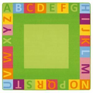 Spielteppich 200 x 200 cm   Alphabet