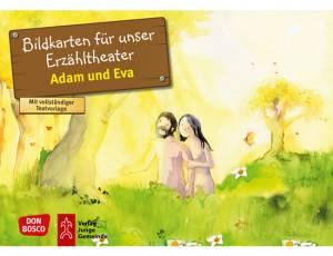Kamishibai - Adam und Eva