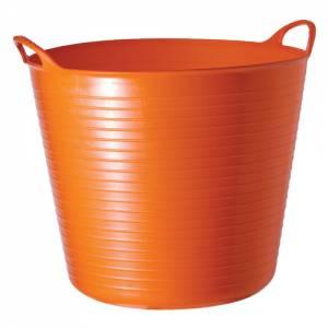 TubTrugs - Aufbewahrungswanne 14 Liter | Orange