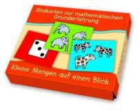 Bildkarten zur mathematischen Grunderfahrung - Kleine Mengen auf einen Blick